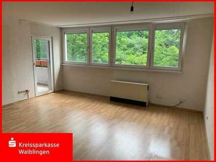 Fünf-Zimmer-Wohnung mit Balkon in Waiblingen!