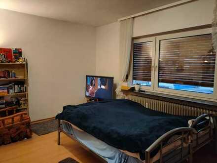Geräumige, gepflegte 1-Zimmer-Hochparterre-Wohnung in Grünstadt
