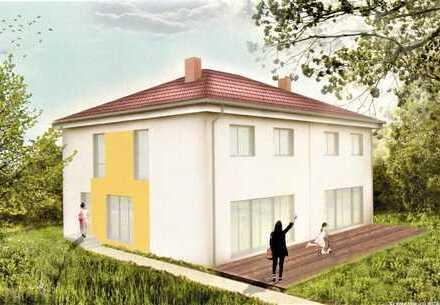 Provisionsfrei!! NEUBAU Doppelhaushälfte Stadtvilla