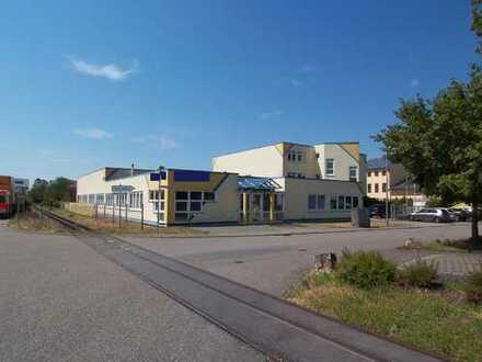 Wiesloch: Gewerbeanwesen - Büro - Lager - Produktionsstätte ( # 4618)