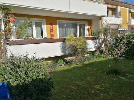 Ruhige, gepflegte 3-ZKB-Wohnung mit Balkon in Kaufbeuren-Neugablonz