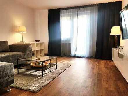 Hochwertige und voll möblierte 3 Zimmerwohnung in Darmstadt Zentrum zu vermieten!