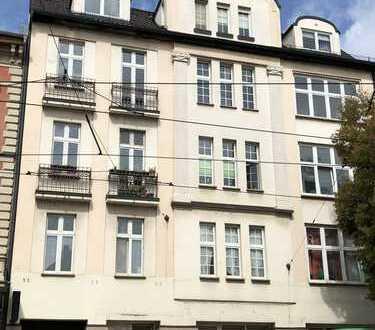 Erstbezug nach Sanierung: ruhige 3-Raum-Wohnung in der Innenstadt