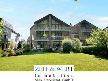 Lechenich! Helle 2-Zimmer-Wohnung mit Blick auf die Landesburg! (JM 3777)