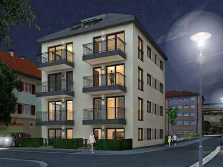 Erstbezug mit Einbauküche und Balkon: exklusive 2-Zimmer-Wohnung in Kornwestheim