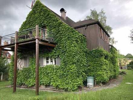 Grundstück mit MFH (2 WE + 1 Appartement)