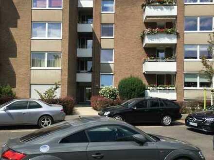 Exklusive, barrierefreie, renovierte 1-Zimmer-Wohnung mit Balkon in Düsseldorf