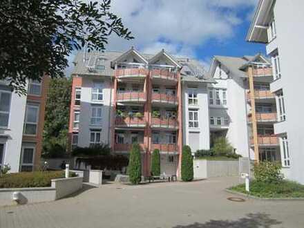 Wohnen mit Pfiff! 3-Zimmer-Maisonette-Wohnung -Mühlenhof- mit Dachterrasse