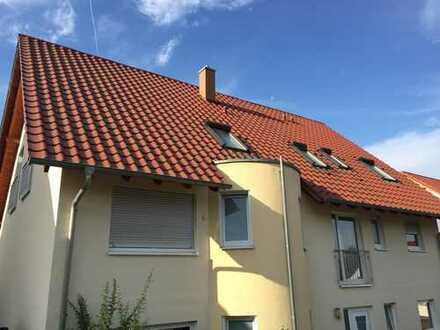 Schöne 1,5-Zimmer-Dachgeschosswohnung zur Miete in Weinheim, Rhein-Neckar-Kreis