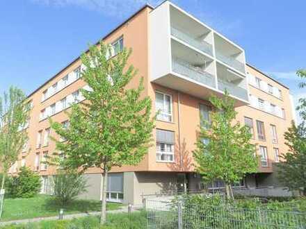 Sofort freie 2-Zimmer-Eigentumswohnung im Betreuten Wohnen in zentraler Lage!