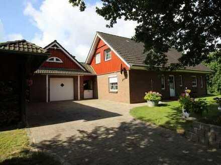 Top ausgestattetes Einfamilienhaus mit Solaranlage, Kachelofen, Fußbodenheizung und mehr!