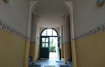 provisionsfreie 3-Zimmer-Wohnung mit Balkon im Leipziger Westen - hell, ruhig und freundlich