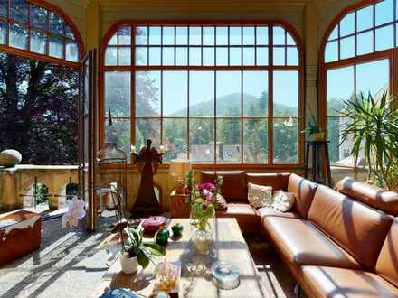 Eine prachtvolle Wohnung so groß wie ein Haus - 4 Zimmer auf der belle Etage bei 7 Wohneinheiten