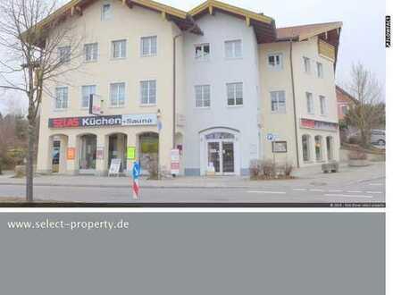 Top-Ladenfläche im Herzen von Penzberg - EG und 1.OG. als Büro auch separat verkäuflich