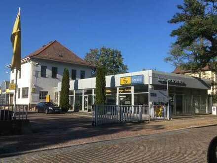 Gewerbeflächen: Werkstatt / Lager / Ausstellung / Büro von 100 m² bis 1.000 m²