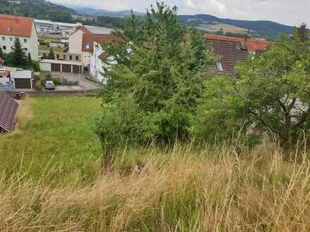 Herrliche Lage mit sonniger Aussicht - Grundstück für ein 1-2 Familienhaus