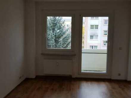 Sanierte Wohnung in Reinsdorf mit Blick ins Grüne