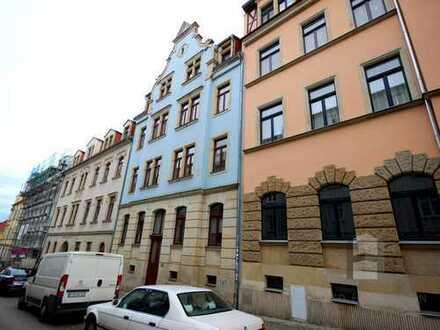 Erst die Lage mach Ihr Geld zur Kapitalanlage! Vermietete 2- Raum Wohnung in Plauen!