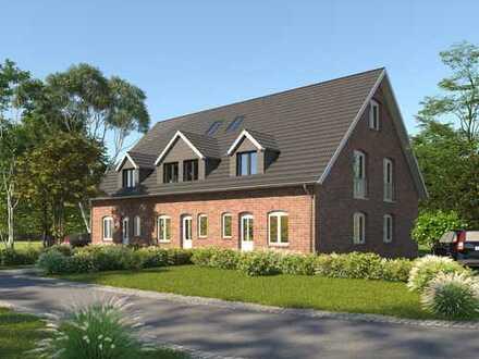 Neubauvorhaben ! Familienfreundliches 5 Zimmer Endreihenhaus (KfW-55) in zentraler Lage von Ochsenwe