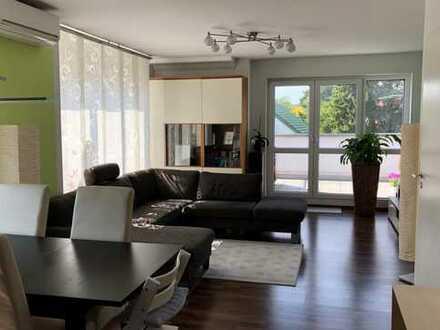 Moderne 4-Zimmer-Maisonette-Wohnung mit Balkon und Klimaanlage in Friedrichsdorf