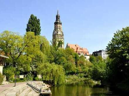 Wohnen am Wasser | Symbiose aus City, Natur & Lifestyle | Familiär & Gemütlich mit Balkon