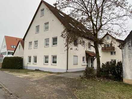 Moderne 4-Raum-Wohnung mit Balkon und Einbauküche in Neu-Ulm Steinheim