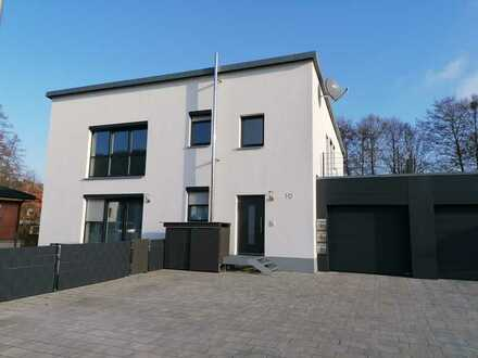 Moderne Erdgeschosswohnung in ruhiger Lage