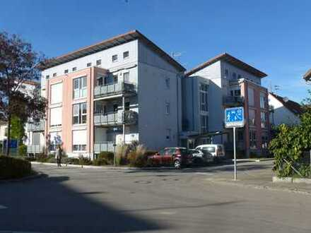 Gemütliche 1-Zimmer-Eigentumswohnung - Betreutes Wohnen.
