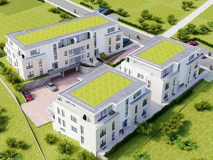 Wohlfühloase auf 146 m²! Moderne Penthouse-Wohnung in Dürrmenz direkt vom Bauträger