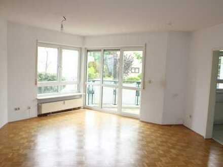 Schöne 4-Zimmerwohnung in ruhiger Lage von Mühlheim am Main!