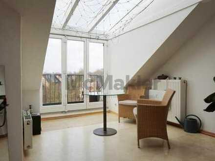 Attraktive 1-Zimmer-Wohnung mit Balkon in Heimfeld, VERMIETET