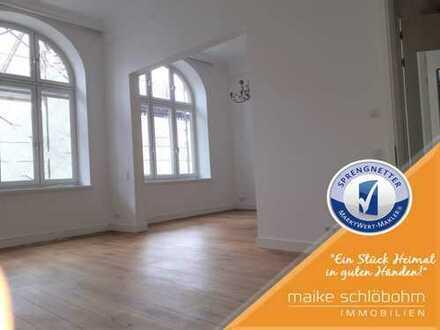DENKMAL trifft MODERNE: Großzügige Wohnung + TG-Stellplatz im Palais Averhoffstraße