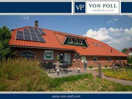 Wohn- und Geschäftshaus in zentraler Lage von Großefehn/Holtrop