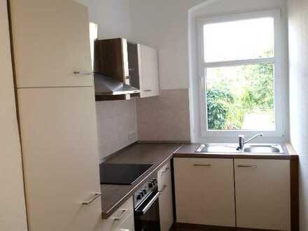 ~~ helle moderne Wohnung mit Einbauküche und PKW Stellplatz ~~