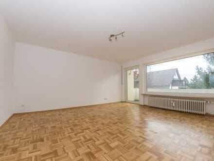 Sanierte 2-Zimmer-Wohnung mit Süd-Balkon in Bad Wörishofen
