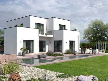 Traumhafte Villa im Bauhausstil in top Lage !