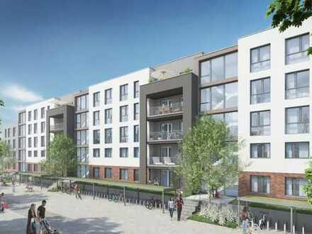 Weitblick: Tolle 3-Zimmer-Wohnung mit Balkon im 4.OG