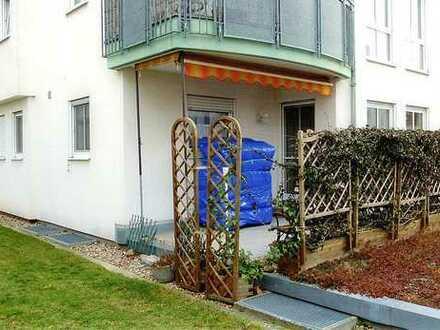 RESERVIERT - Terrassenwohnung in ruhiger Lage von Riesa