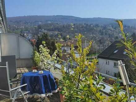 Penthouse Wohnung 142m2 vier Zimmer, Heidelberg, Rohrbach
