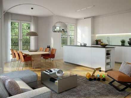 Die Wohnung für die ganze Familie - mit Privatgarten!
