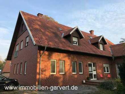 Vermietung - Schöne 3-Zimmerwohnung im Dachgeschoss in ländlicher Lage von Borken-Rhedebrügge