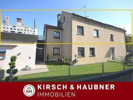 Im Zentrum! 6-Zimmer-Wohnung für individuelles Wohnen, Neumarkt - Schützenstraße