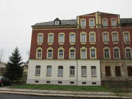 Kleine Dachgeschosswohnung in Chemnitz