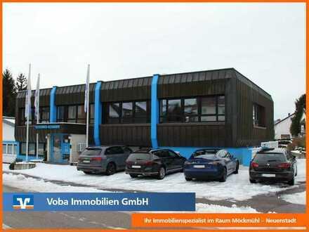 Möckmühl - Modern ausgestattetes Büro-/Praxisgebäude mit viel Platz