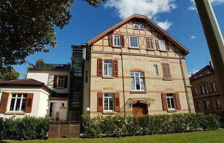 Repräsentatives Büro in Jugendstilvilla am Rande der historischen Esslinger Altstadt