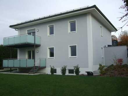 Erstbezug: schöne 4-Zimmer-Wohnung mit Balkon in Bad Abbach