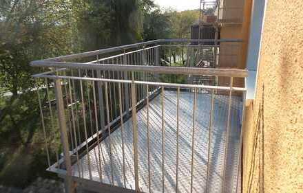 ==5.Raumwohnung Maisonette mit Balkon und 2 Bädern NEU Saniert==