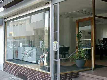 POCHERT IMMOBILIEN - Schöne kleine Gewerbefläche als Laden oder Büro in KL-City / Nähe Stiftsplatz