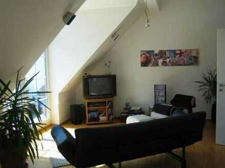 Maisonett mit toller Galerie und zwei Balkonen