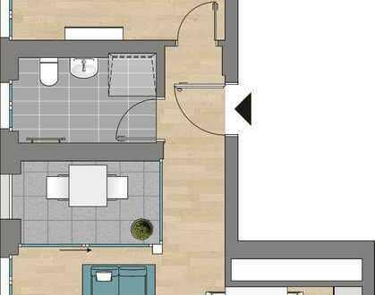 Kronenhöfe - Wohnen, Arbeiten und Einkaufen - mitten in Backnang